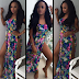 Toke Makinwa sizzles in beach wear as she holidays in Miami (PHOTOS)