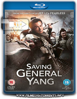 Salvando o General Yang Torrent - BluRay Rip 1080p Dublado