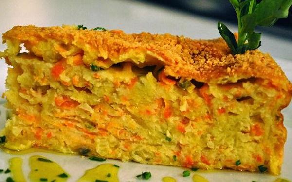 Receita de torta de batata com creme de queijo (Imagem: Reprodução/Blogs NE10)