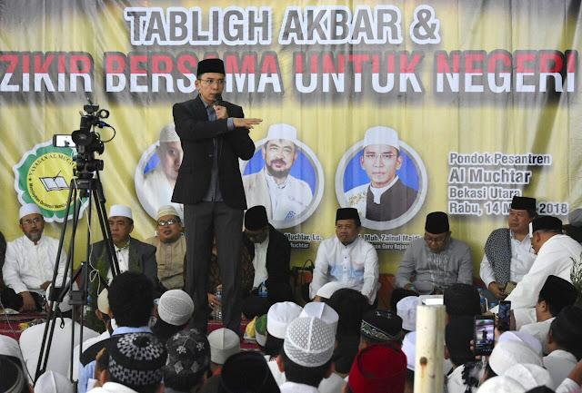 Alumni Al Azhar Jakarta dan sekitarnya Dukung TGB Maju Pilpres 2019