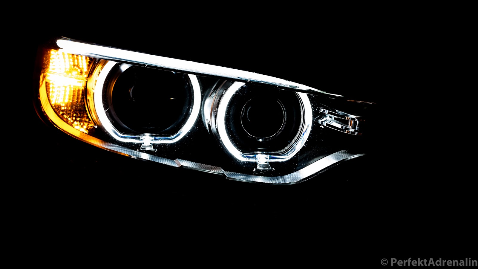 perfektadrenalin bmw f32 428i led angel eyes corona rings. Black Bedroom Furniture Sets. Home Design Ideas