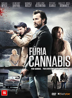 Fúria Cannabis - BDRip Dual Áudio
