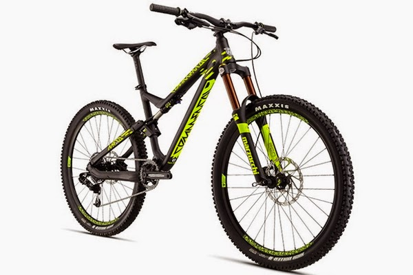 2015 Commencal Meta V4 How to build a prototype video