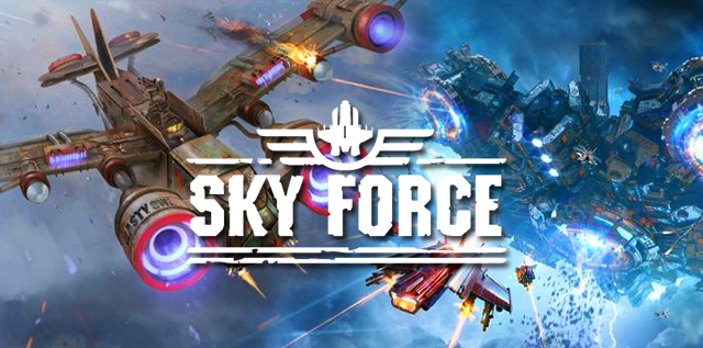 Sky Force 2014 dan Sky Force Reloaded
