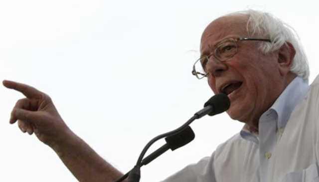 Bernie Sanders Spent Hundreds of Thousands on Private Air Travel in October