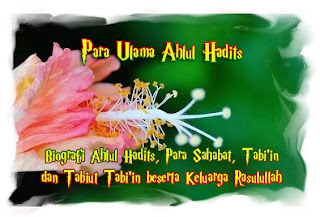 Hasil gambar untuk Mengenal Para Imam Ahlussunnah Ashabul Hadits