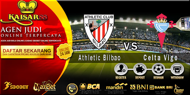 Prediksi Bola Jitu Athletic Bilbao vs Celta Vigo 31 Maret 2018