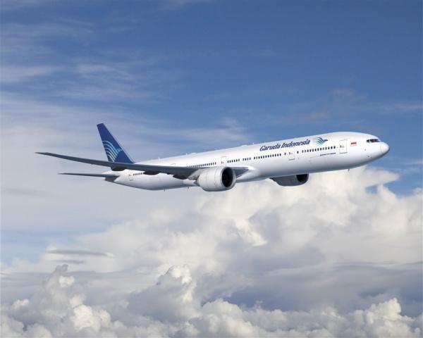 The 'Garuda Indonesia Experience' earns airline Roy Morgan's Customer Satisfaction Award for February
