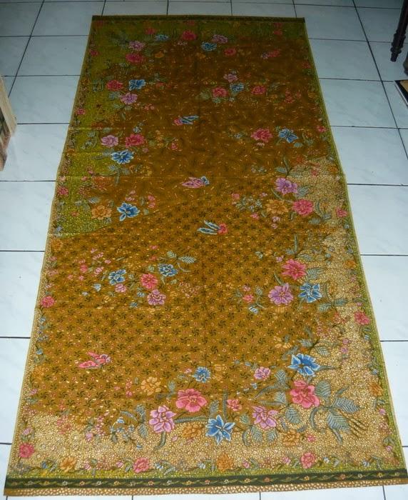 4 Penemu Batik Tulis: Antikpraveda.blogspot.com: Jarik Batik Tulis Demak ( Pagi