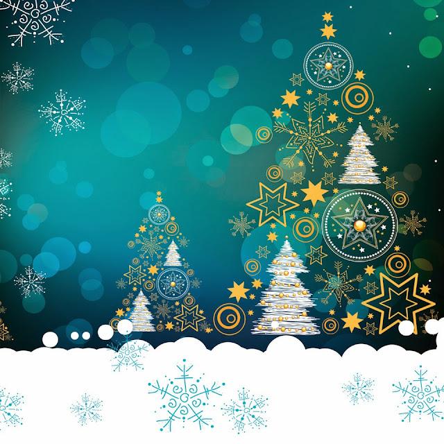 Bộ Hình Nền Noel Độ Phân Giải Cao Full HD