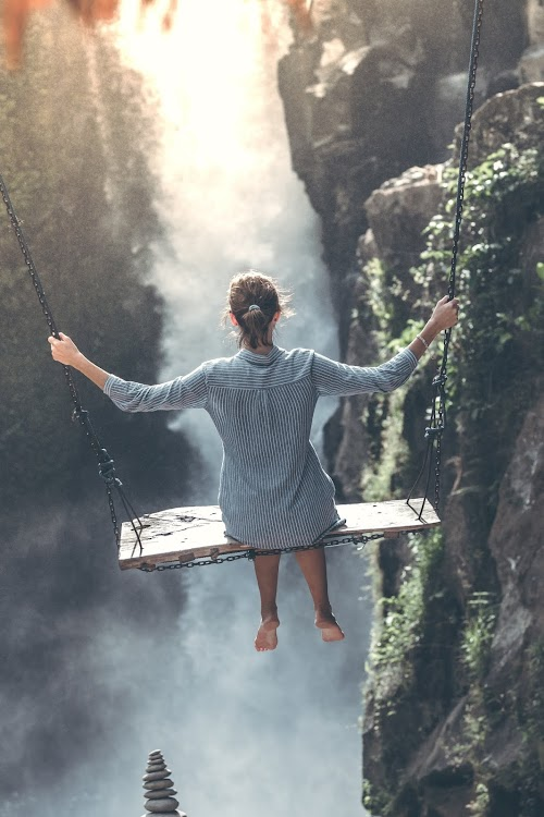 Girl adventure Picture | Mobile Wallpaper