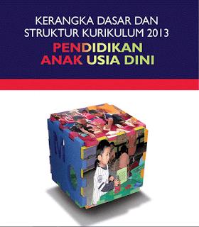 Download 10 Buku Pedoman Administrasi dan Kurikulum 2013 PAUD