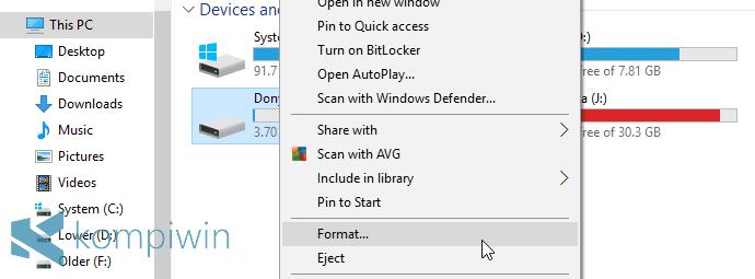 Ini Cara Sederhana Menghapus dan Mencegah Virus Shortcut 1