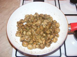 Ciuperci gatite la tigaie retete culinare,