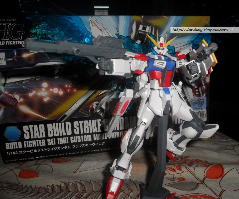 Star Build Strike Plavsky Wing
