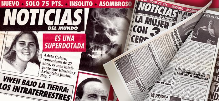 Periódico Noticias del Mundo Número  6 (1994)