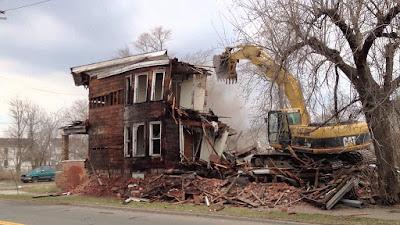 Demolicion de Casa