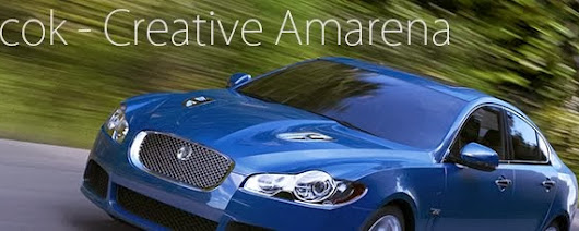 Jaguar XFR postproduction breakdown tutorial