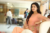 Avantika Mishra Looks beautiful in peach anarkali dress ~  Exclusive Celebrity Galleries 011.JPG