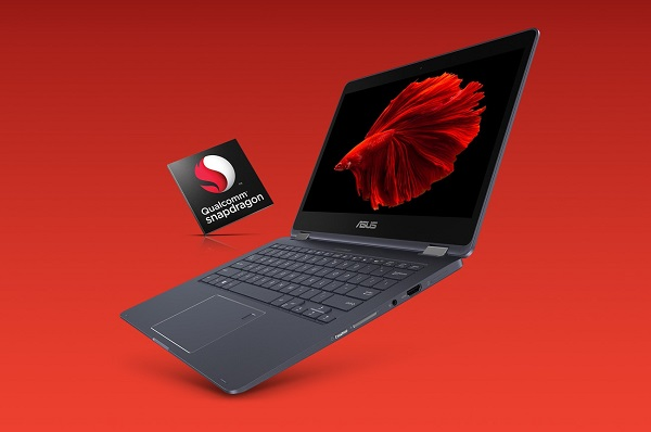 ASUS NovaGo (TP370) launched with Qualcomm Snapdragon 835 processor, World's first Gigabit LTE laptop