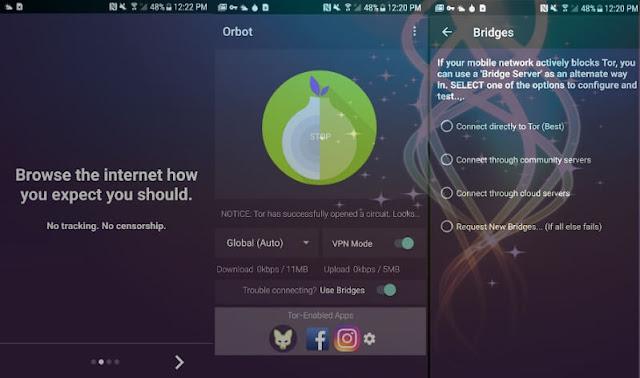 أفضل تطبيق VPN أندرويد مجاني بشكل كامل لفتح وتصفح المواقع المحجوبة