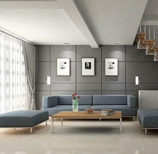 ruang tamu minimalis kecil