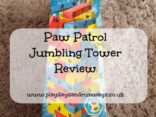 Paw Patrol Jumbling Tower Review