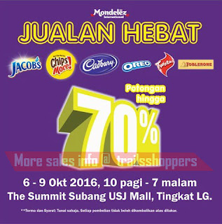 Mondelez International Food Products Sale 2016