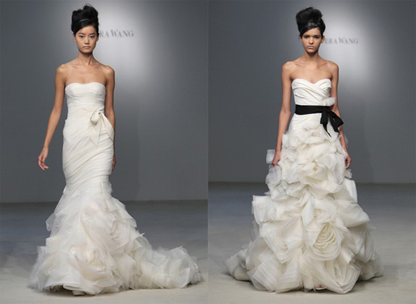 Fashion And Stylish Dresses Blog: Fall Wedding Dresses