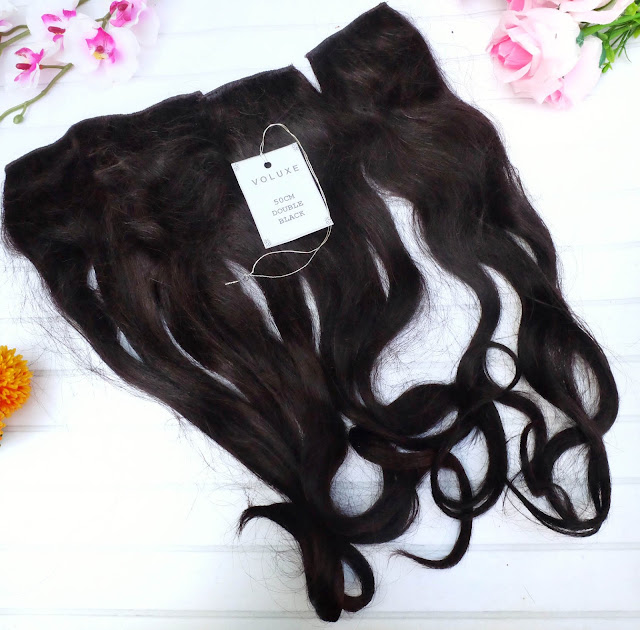Voluxe_Hair_Clip_Nona_HitamPahit