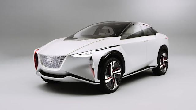 Nissan IMX Concept: