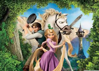 Kisah Rapunzel, Gadis Berambut Panjang