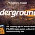 Amazon Underground sta per chiudere