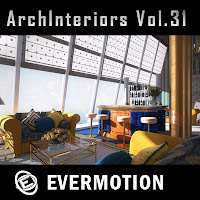 Evermotion Archinteriors vol.31室內3D模型第31期下載