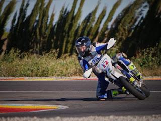 Helm NHK Bakal Dipakai Karel Abraham di MotoGP 2018