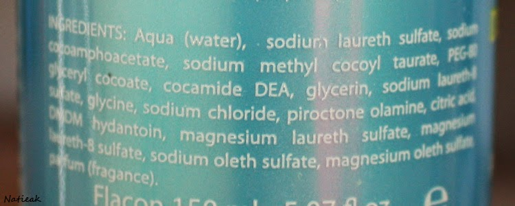 Hyfac:  gel nettoyant  composition