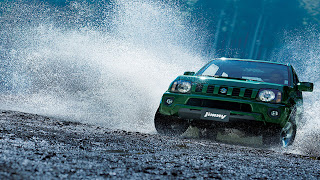 Dream Fantasy Cars-Suzuki Jimny 2012