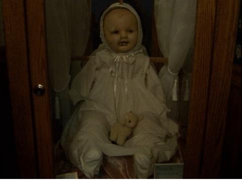 Boneka paling dihantui