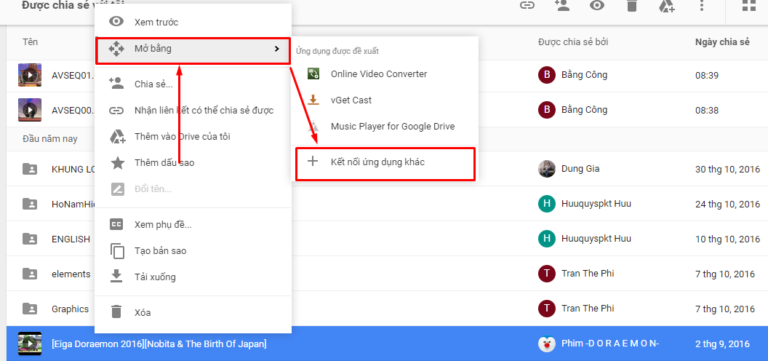 how to copy url in google drive photos