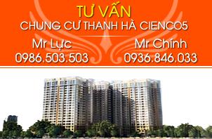 Tư vấn chung cư Thanh Hà Cienco5