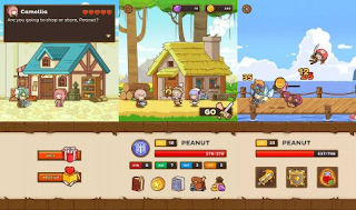 Postknight MOD Full Unlocked Unlimited Money Apk Android Terbaru