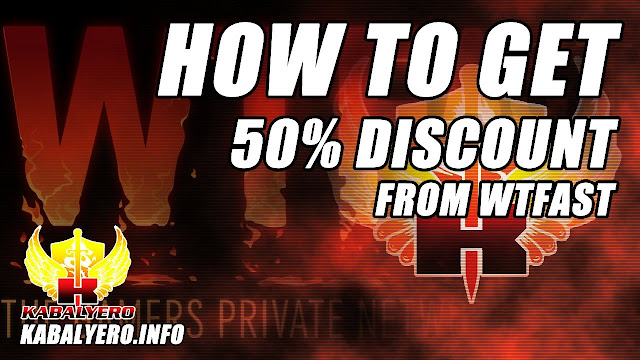 How To Get 50% Discount From WTFast?