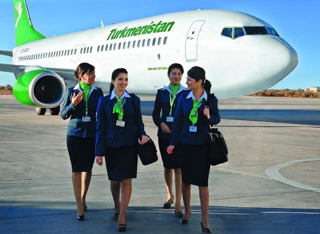 Türkmenistan Havayollari Uçak Bileti Fiyatlari