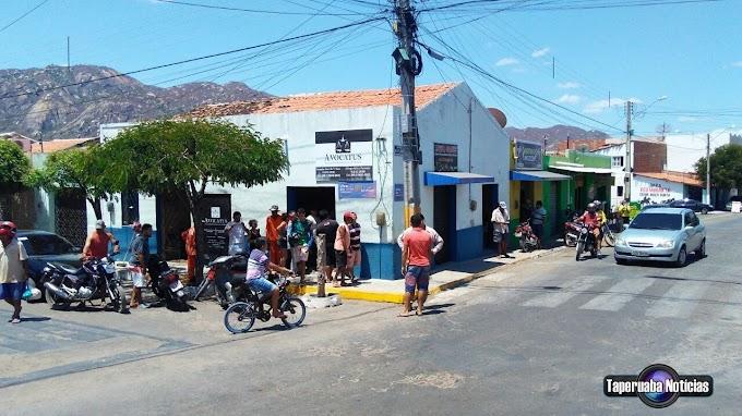 Loja de celulares é assaltada em Taperuaba