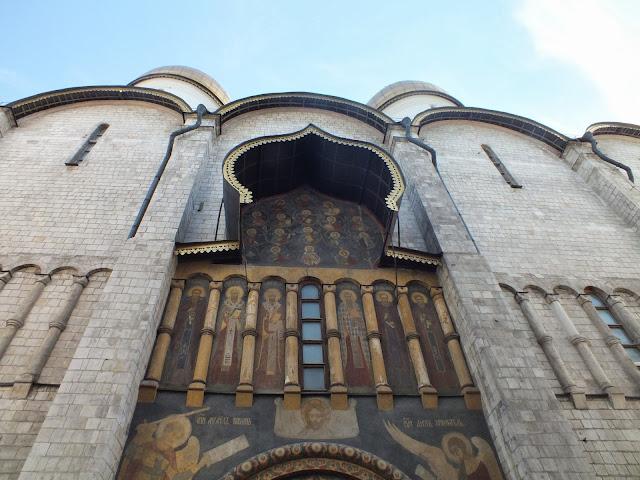 Catedral en el Kremlin de Moscú