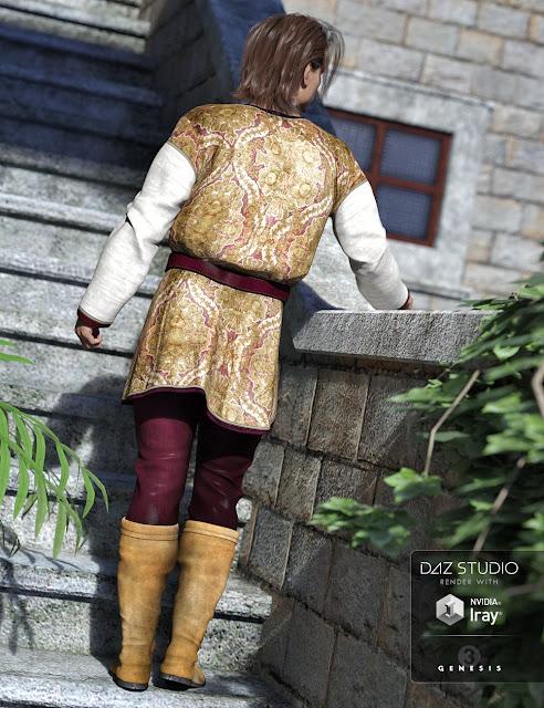 Renaissance Peasant