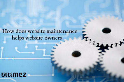 Website maintenance for continuous growth