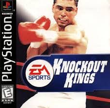 Knockout Kings - PS1 - ISOs Download