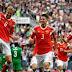 Rusia arrasó a los árabes en juego inaugural del Mundial
