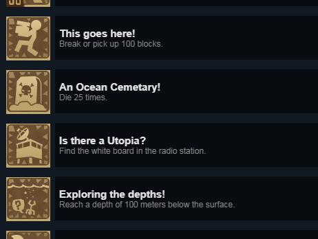 Raft Utopia Update